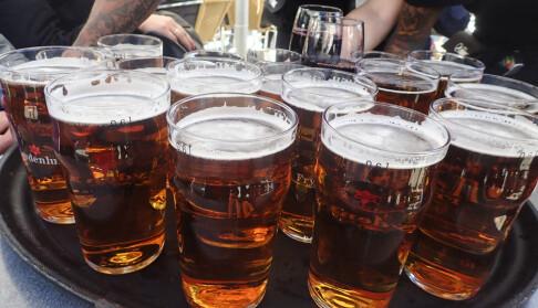 Image: Serverer fortsatt alkohol: - Ikke kom hit
