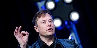 Image: Avviser fatal Tesla-feil etter dødsulykke
