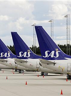 Image: SAS har landet redningsplan