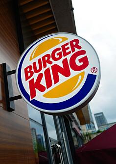 Image: Selger Burger King i Norge