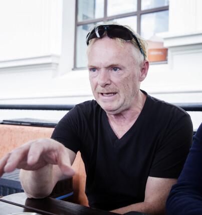 Image: Kvalm Sandberg raser mot «hyener»