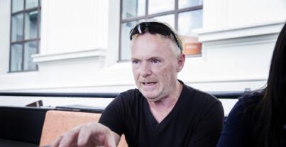 Image: Per Sandberg fortviler: - Parodisk!
