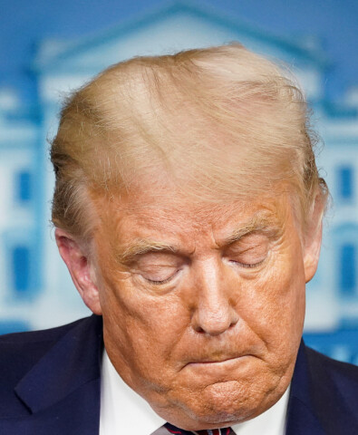 Image: Trump-nyhet: Ber Norge ta grep