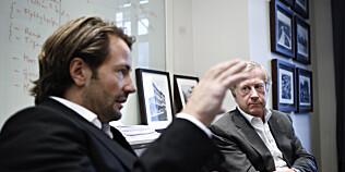 Image: Isfront: Milliardærene saksøker hverandre