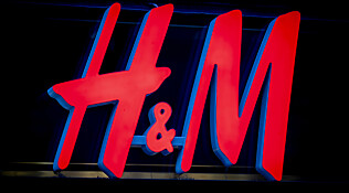 Image: H&M stenger 250 butikker
