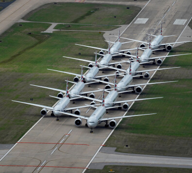 Image: Flygiganter starter massepermittering