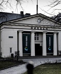 Image: Oslo Børs faller fra start