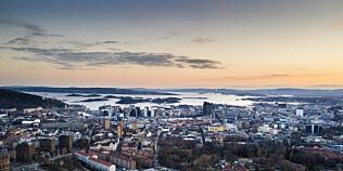Image: NÅ: Oppgang i boligprisene
