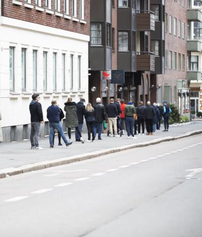Image: Norge splittet i to: - Urettferdig