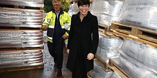 Image: 100 millioner til å styrke norsk eksport