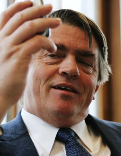 Image: Vil ribbe skatteflyktninger: - Går til krig