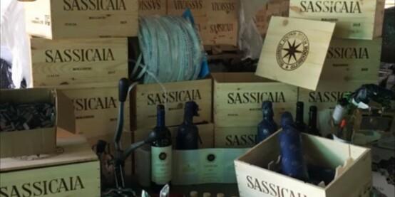 Image: Italienske vinsvindlere pågrepet