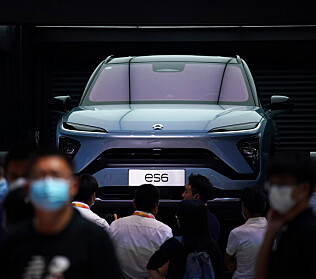 Image: Kinesisk «Tesla-dreper» med ellevill vekst