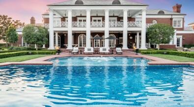 Image: På innsida av legendens luksuseiendom