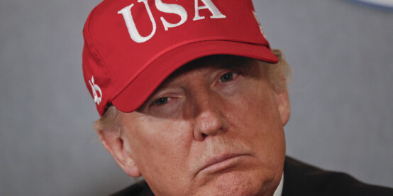 Image: Trumps dødsdømte gigasatsing