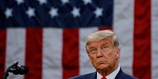 Image: Nå kan Trump få trøbbel