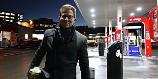 Image: Øl på bensinstasjon: - Utdatert