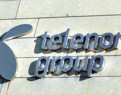 Image: Store problemer for Telenor