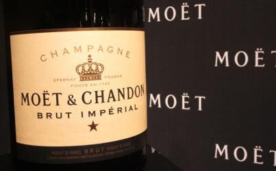 Image: Champagne-smell: Stjal sauer