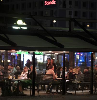 Image: Håper Oslo-folket snart kan drikke øl