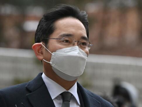 Image: Samsung-arving dømt til fengsel