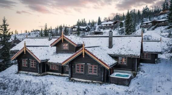 Image: Bjørn Dæhlies hyttepalass solgt