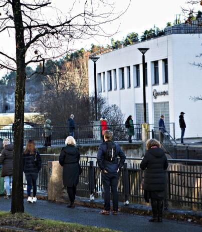 Image: Frykter «Bærum-tilstander» i Sverige