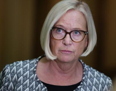 Image: - Vi blir aldri med på Støres avgiftskjør