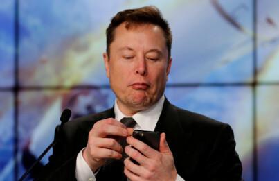 Image: Raser mot Musk: - Slutt