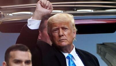 Image: Kollapser uten Trump