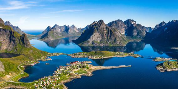 Image: - Ikke kom til Lofoten!