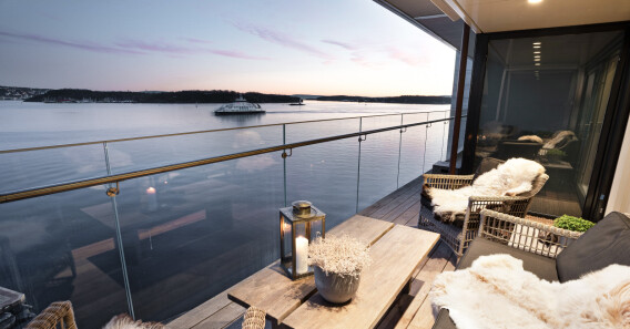 Image: Kjøpte Tjuvholmen-luksus usett