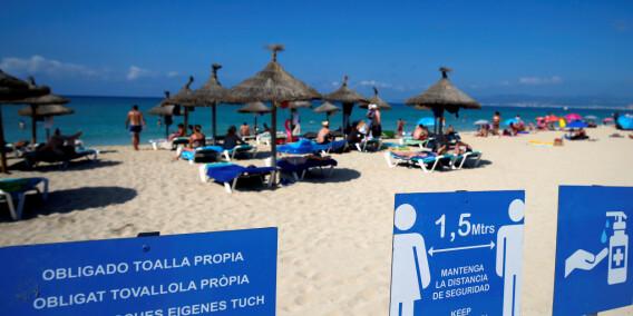 Image: Frykter turister koster dem sommeren