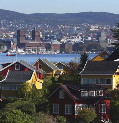 Image: Hytteparadis til gigantsøksmål mot Oslo kommune
