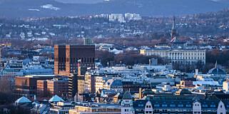 Image: Obos-prisene falt i Oslo