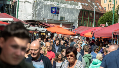 Image: Tror på turistflom