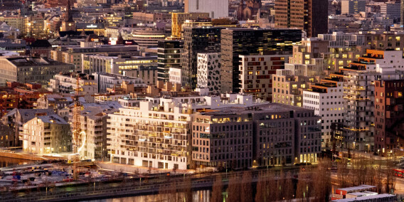 Image: Nå: Se boligprisenes utvikling