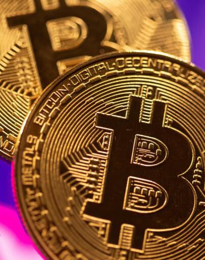 Image: Bitcoin-feber gir hodebry for Kina