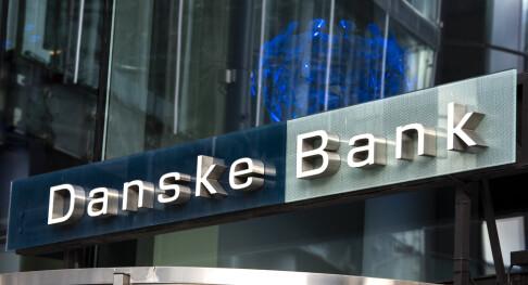 Image: Danske Banks toppsjef går på dagen