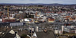 Image: Stenger byggeplass etter nytt smitteutbudd