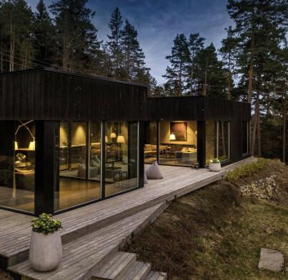 Image: «Exit»-villaen solgt: - Sprengte «turtallet»