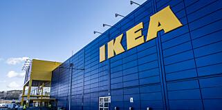Image: Ikea-sjef slutter