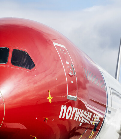 Image: Norwegian-aksjen stuper
