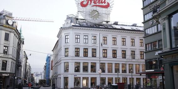 Image: Åpner butikker og kjøpesentre