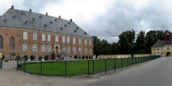 Image: Slott kan ende i tvangsoppløsning