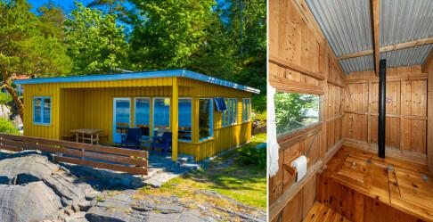 Image: Enkel hytte solgt for kjempesum