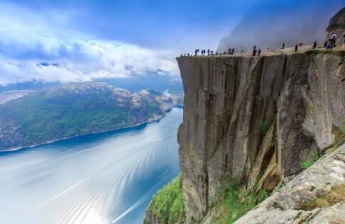 Image: Vil stanse og styre turister