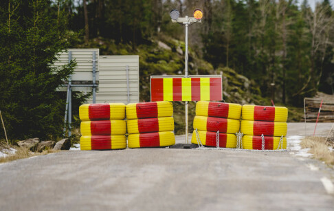 Image: Her bryter de seg inn i Sverige