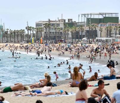 Image: Spania med gladmelding