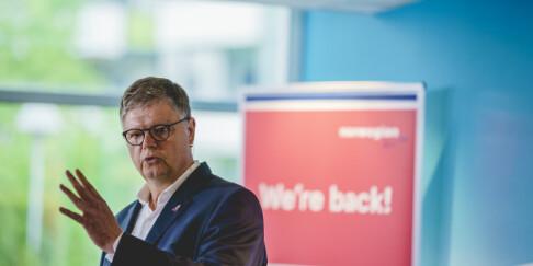 Image: Toppsjef sparket - beholder millionlønn